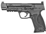 "Smith & Wesson M&P M2.0 5"" Pro Series Performance Center (No Thumb Safety) 9mm 11828"
