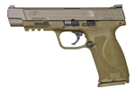 "Smith & Wesson M&P M2.0 5"" FDE (No Thumb Safety) 9mm 11989"