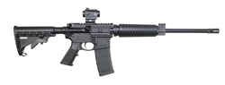 Smith & Wesson M&P15 Sport II w/ Forward Assist & Dustcover Optics Ready Carbine w/ Crimson Trace Optic 5.56mm 12936
