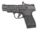 "Smith & Wesson M&P Shield Plus 4"" Performance Center w/ Optic 13+1 No Thumb Safety 9mm 13251"
