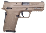 Smith & Wesson M&P 2.0 Shield EZ 9mm Thumb Safety FDE 13314