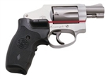 Smith & Wesson Airweight: 642 w/ LASERGRIPS .38 Special+P 150972