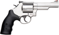"Smith & Wesson 69 Stainless 4.25"" Barrel 6-Shot .44MAG 162069"