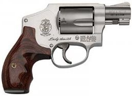Smith & Wesson 642 Ladysmith  38 Secial+P