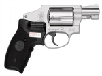 Smith & Wesson Airweight 642 w/ LASERGRIPS .38 Special+P 163811