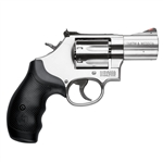 "Smith & Wesson 686 Plus Stainless 2.5"" Barrel 7-Shot .357MAG 164192"