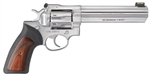 "Ruger GP100 6"" 7-Shot Stainless .357 Magnum 1773"