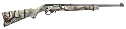 Ruger 10/22 Synthetic Stock .22LR Go Wild Rock Star 31113