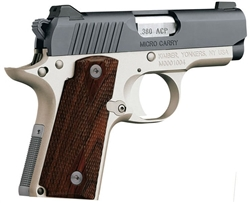 Kimber Micro Carry Two Tone .380ACP 3300102