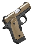 Kimber Micro Carry Desert Tan w/ Lasergrip 9mm 3300168