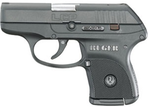 Ruger LCP Blued  380