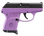 Ruger LCP Purple Grip .380ACP 3725