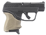 Ruger LCP II Blued w/  FDE Hogue Grip .380ACP 3773