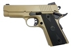"RIA 1911 ""Rock Standard CS"" Flat Dark Earth Cerakote .45ACP 51543"