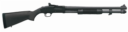 "Mossberg 590-A1: Heavy 20"" Park Ghost Rings 9- Shot 12GA"
