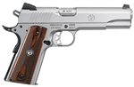 "Ruger SR1911 Stainless 5"" Barrel .45ACP 06700"