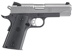 "Ruger SR1911 Lightweight Commander 4.25"" Barrel 9mm 6722"
