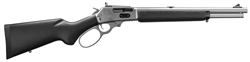 "Marlin 1895 Trapper 16.5"" Stainless Large Loop 6+1 Laminate Stock .45-70 70450"