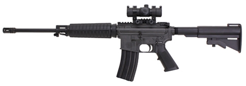Bushmaster Carbon-15 Superlight ORC w/ Red Dot  223 / 5 56