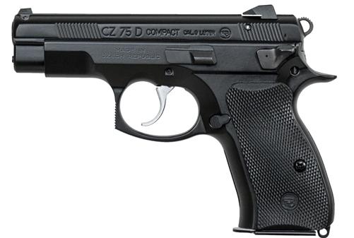 CZ-USA 75D PCR Compact w/ Decocker 9mm