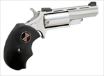 North American Arms Black Widow *COMBO 22LR + 22Mag 2""