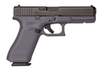 Glock 17 GEN5 Gray Frame : Full- Size 9mm PA1750203GF