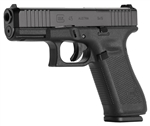 Glock 45 Gen5 MOS (Modular Optic System) 9mm (17- Round Magazines) PA455S203MOS