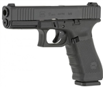 Glock 17 Gen4 Front Slide Serrations Full- Size 9mm w/ Night Sights PG1750733FS
