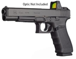 Glock 40 GEN4 MOS (Modular Optic System) *Homeland Security* 10MM PG4050202MOS