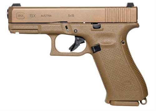 Glock 19X Gen5 FDE 4 02