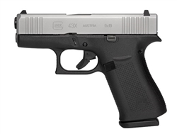 Glock 43x 9mm *Homeland Security* PX435SL202