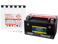 Fire Power Maintenance Free Battery | CTX7A-BS