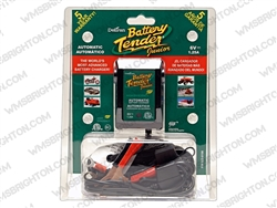 Battery Tender Junior 12V, 0.75A Battery Charger