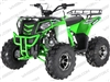 "Apollo Commander DLX | CA Legal | 19""/18"" Tires, Full Auto ATV"