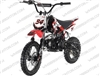 Apollo DB-34 | Semi-Auto, Kick Start, 110cc Dirt Bike
