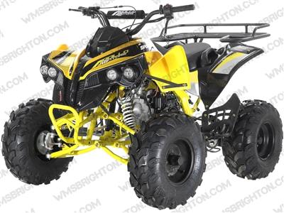 "Apollo Sportrax | CA Legal | 19""/18"" Tires, Full Auto ATV"