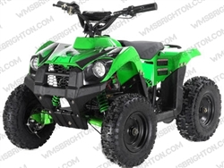 "Apollo Volt 500 | 13"" Tires, 500W 36V Electric ATV"