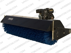 "Bercomac 60"" Universial Rotary Broom"