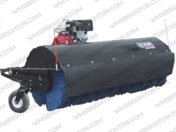 "Bercomac 66"" Universal Rotary Broom for UTVs"