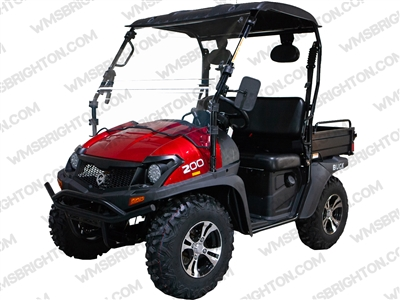 Massimo Buck 200i | 2WD, Carbureted UTV