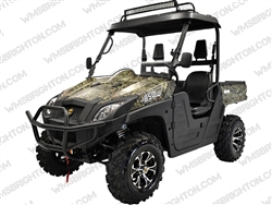 Massimo MSU-850 | 2WD/4WD, Power Steering, EFI UTV