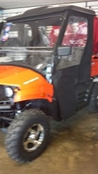 Massimo 400 UTV Under Roof Enclosure With Front Flap
