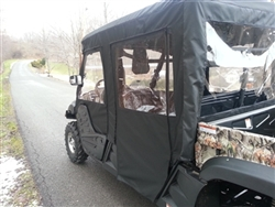Massimo 700 Crew Cab UTV Over Roof Enclosure