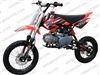 COOLSTER 214-S | Semi-Auto, Kick Start, 125cc Dirt Bike