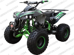"Coolster 3125B | CA Legal | 19""/18"" Tires, Full Auto ATV"