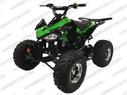 COOLSTER 3125CX-3 | Full Auto, 125cc ATV