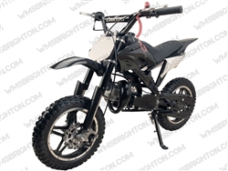 "Coolster QG-50X | CA Legal | 12.5"" Wheels, Full Auto, Pull Start Mini Dirt Bike"