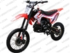 "Coolster M-125 | CA Legal | 17""/14"" Wheels, Full Manual, Kick Start Dirt Bike"