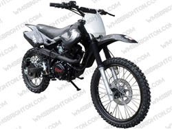 "RPS Viper | 19""/16"" Wheels, Full Manual, Kick Start Dirt Bike"