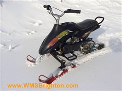 Super Snow Fox | 80cc Snowmobile